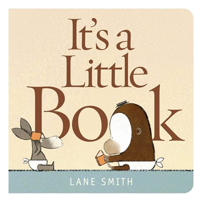 Book cover for It's a Little Book