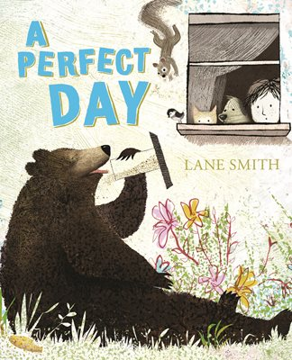 Book cover for A Perfect Day