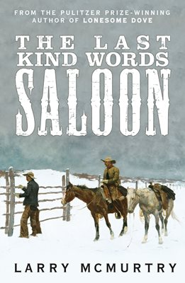 Book cover for The Last Kind Words Saloon