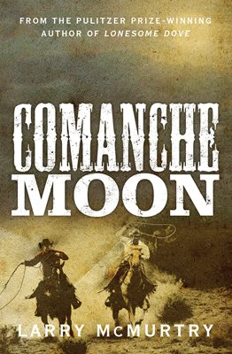 Book cover for Comanche Moon