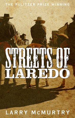 Book cover for Streets of Laredo