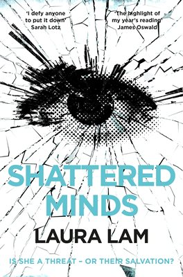 Book cover for Shattered Minds