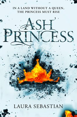 Book cover for Ash Princess