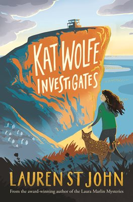 Book cover for Kat Wolfe Investigates