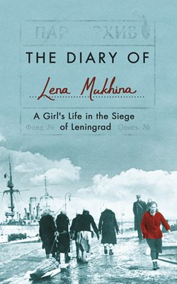 Book cover for The Diary of Lena Mukhina