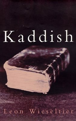 Book cover for Kaddish
