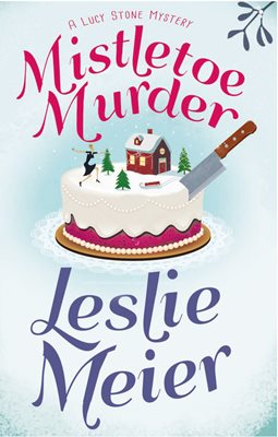 Book cover for Mistletoe Murder