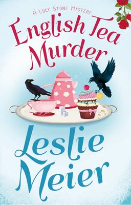 Book cover for English Tea Murder