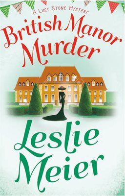 Book cover for British Manor Murder