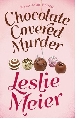 Book cover for Chocolate Covered Murder
