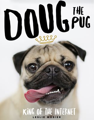Book cover for Doug The Pug