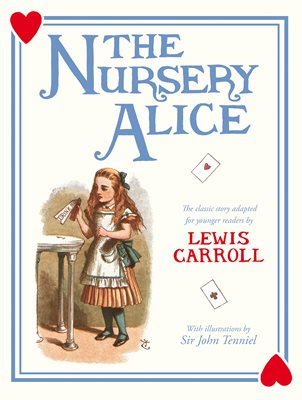 Book cover for The Nursery Alice