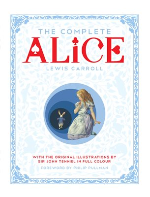 Book cover for The Complete Alice
