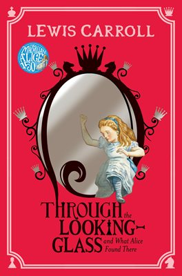 Book cover for Through the Looking-Glass