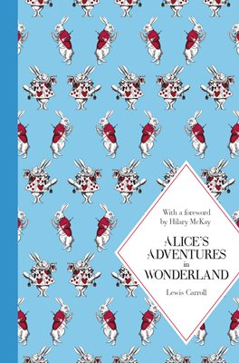 Book cover for Alice's Adventures in Wonderland
