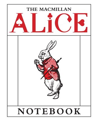 Book cover for The Macmillan Alice: White Rabbit...
