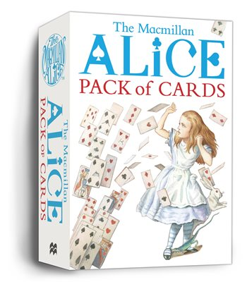 Book cover for Macmillan Alice Pack of Cards