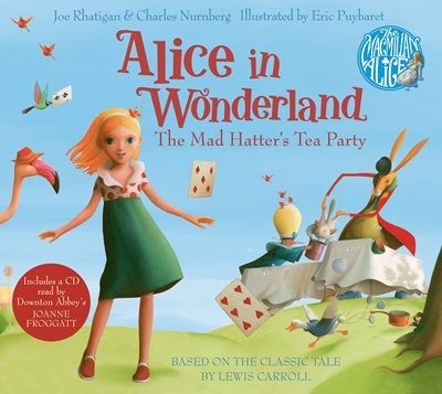 Book cover for Alice in Wonderland: The Mad Hatter's...