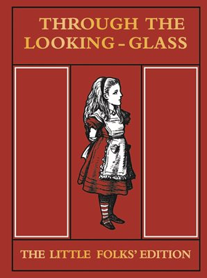 Book cover for Through the Looking Glass Little...