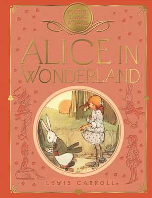 Book cover for Mabel Lucie Attwell's Alice in...