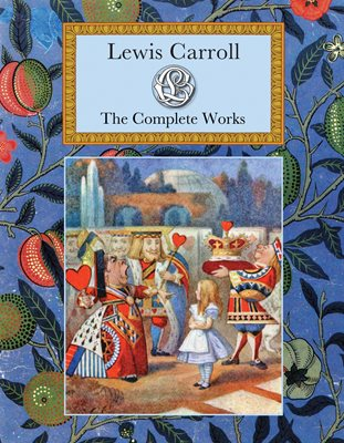 Book cover for Lewis Carroll