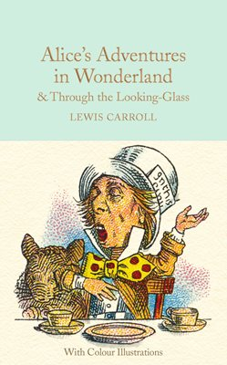 Book cover for Alice's Adventures in Wonderland and...