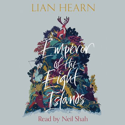 Book cover for Emperor of the Eight Islands