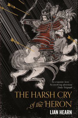 Book cover for The Harsh Cry of the Heron