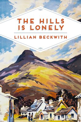 Book cover for The Hills is Lonely
