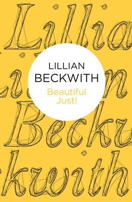 Book cover for Beautiful Just!