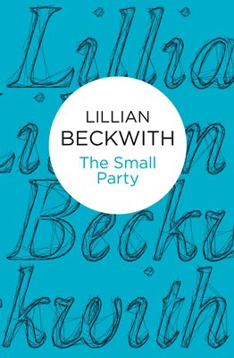 Book cover for The Small Party