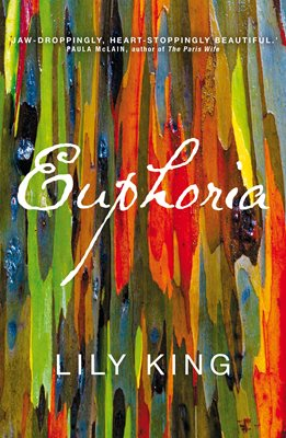Book cover for Euphoria