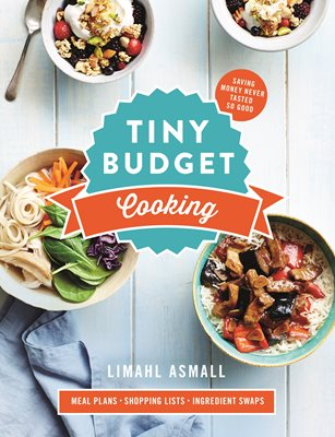 Book cover for Tiny Budget Cooking