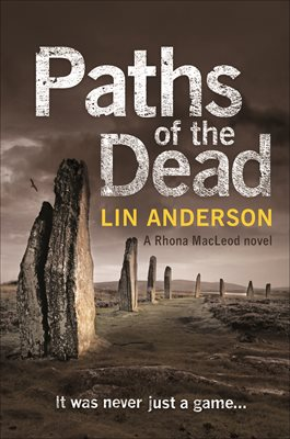Book cover for Paths of the Dead