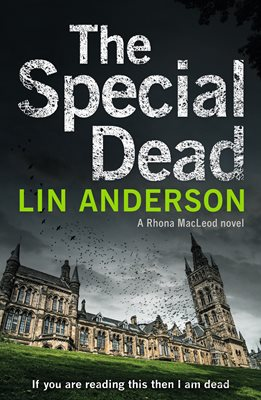 Book cover for The Special Dead