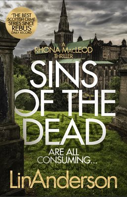Book cover for Sins of the Dead