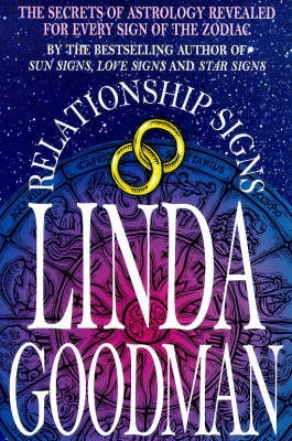 Book cover for Linda Goodman's Relationship Signs