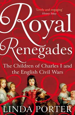 Book cover for Royal Renegades