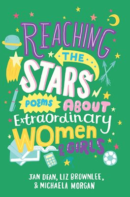 Book cover for Reaching the Stars: Poems about...