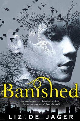Book cover for Banished
