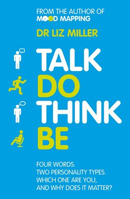 Book cover for Talk Do Think Be