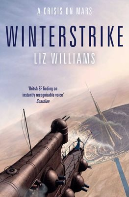 Book cover for Winterstrike