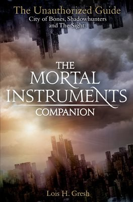 Book cover for The Mortal Instruments Companion