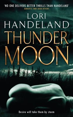 Book cover for Thunder Moon