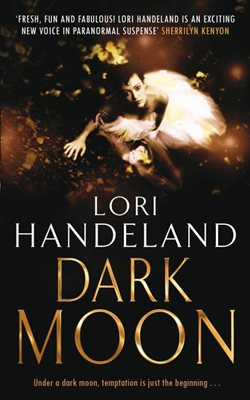 Book cover for Dark Moon