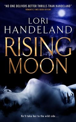 Book cover for Rising Moon