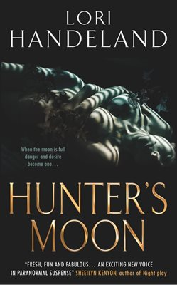 Book cover for Hunter's Moon