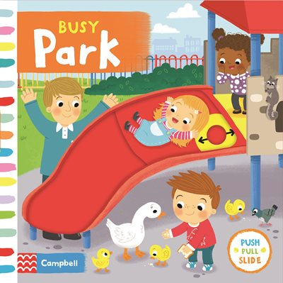 Book cover for Busy Park