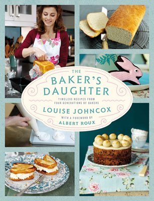 Book cover for The Baker's Daughter