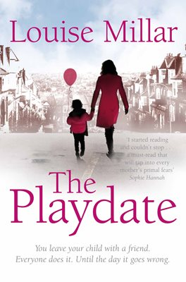 Book cover for The Playdate